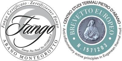 Certificazioni e Brevetti Fango Termale Abano Montegrotto Terme