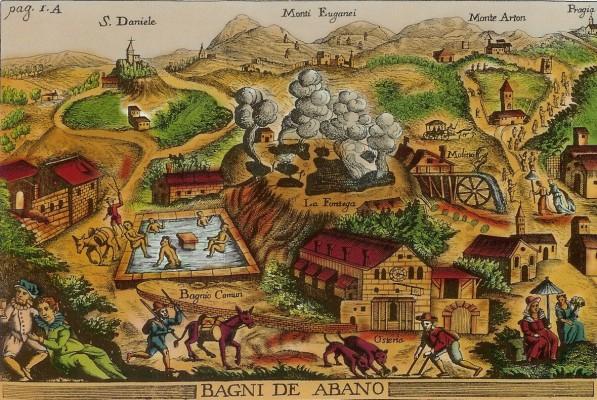 Storia di Abano e Montegrotto Terme