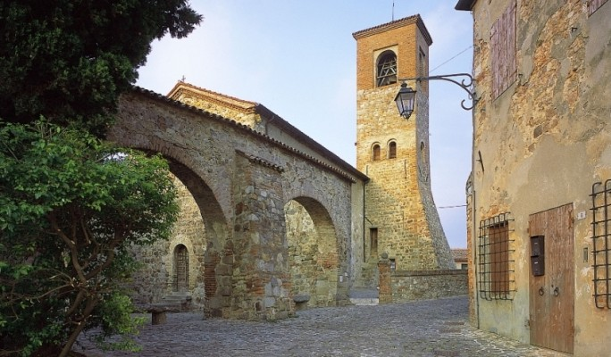 Vicars Lodge at Arquà Petrarca