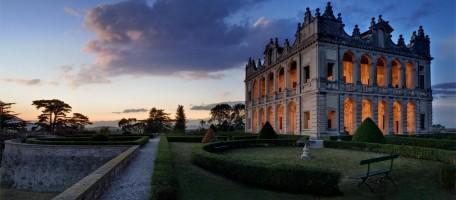 Villa Emo Capodilista at Montecchia
