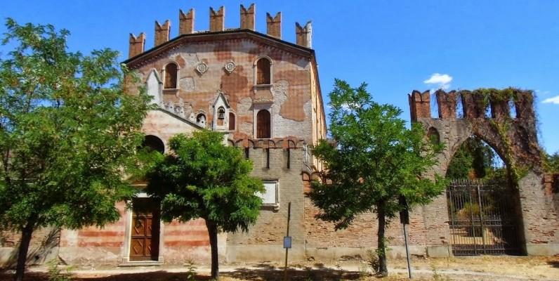 Villa Miari De Cumani at Sant'Elena