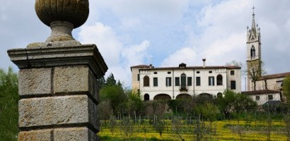 Villa Mantua Benavides de Valle San Giorgio