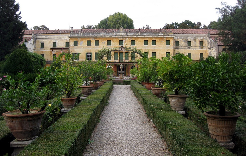 villa pisani von vescovana thermae abano montegrotto