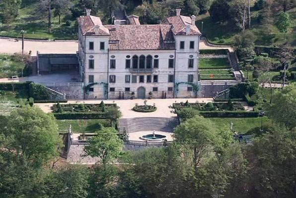 Villa Barbarigo Montesi a Bastia