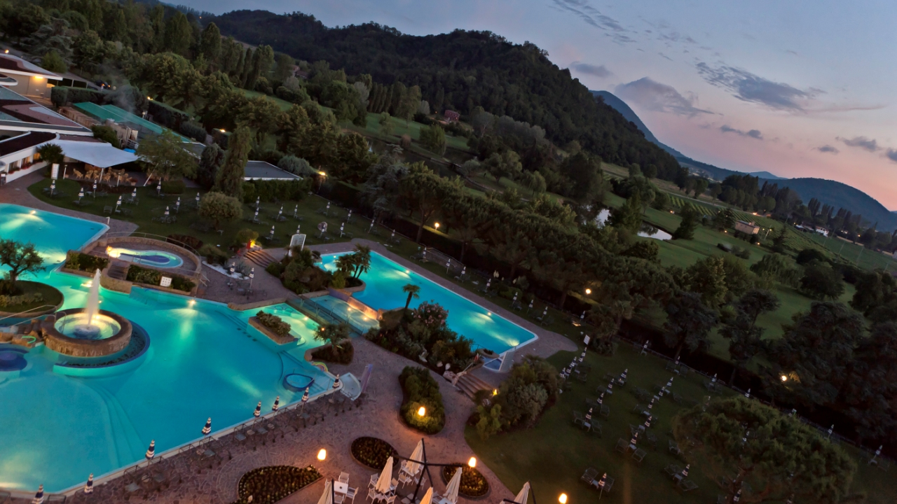 abano montegrotto terme thermes piscines soins et