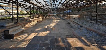 Area Archeologica di Via degli Scavi a Montegrotto Terme