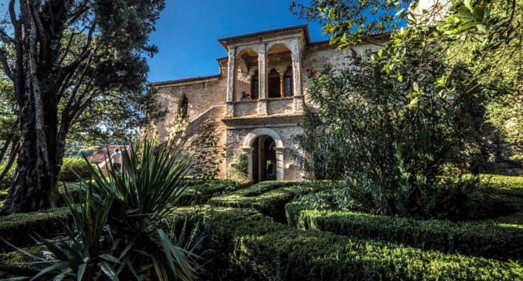 Casa del Petrarca at Arquà Petrarca