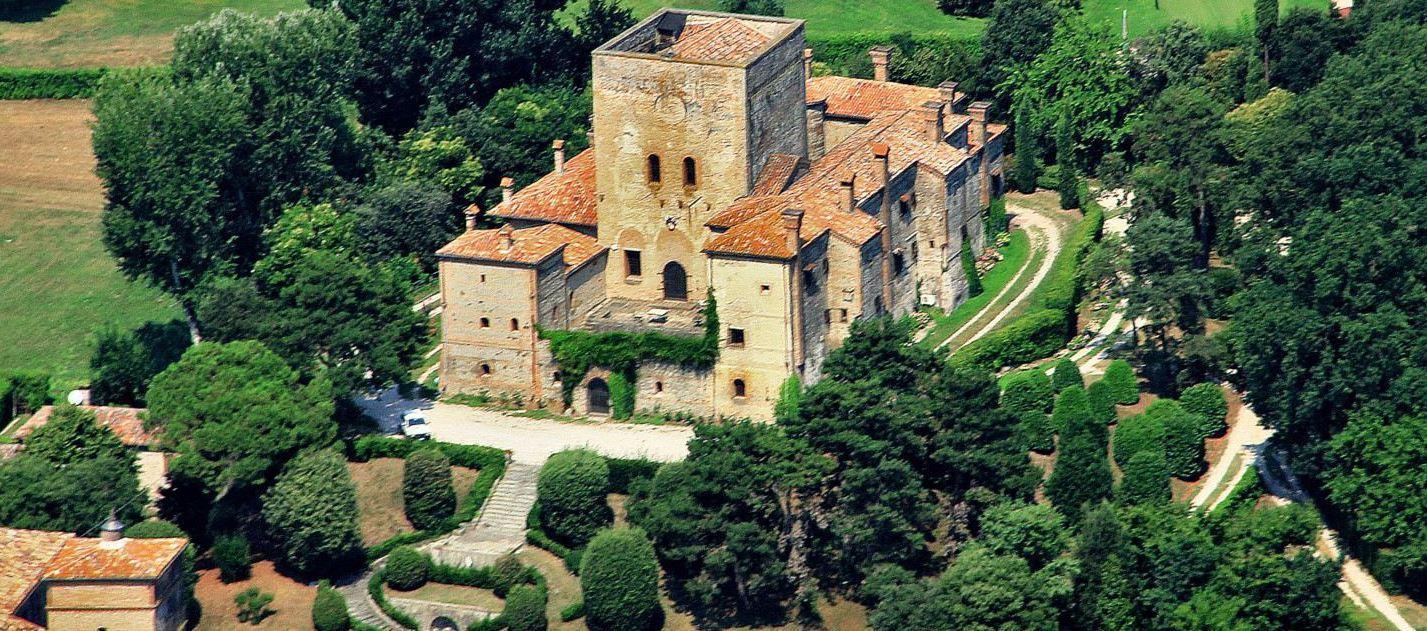 Castello Del Mottolo A La Montecchia Thermae Abano