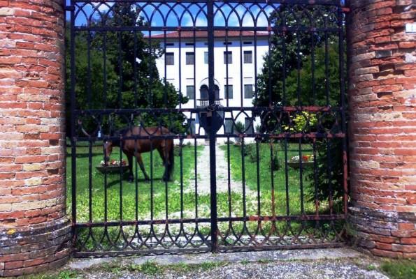 Villa Foscolo at Abano Terme