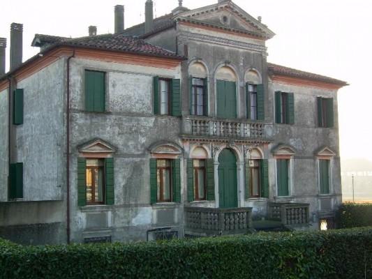 Villa Santinello Cagnola Cartura