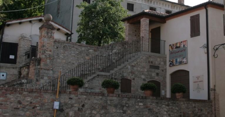 Casa Strozzi ad Arquà Petrarca