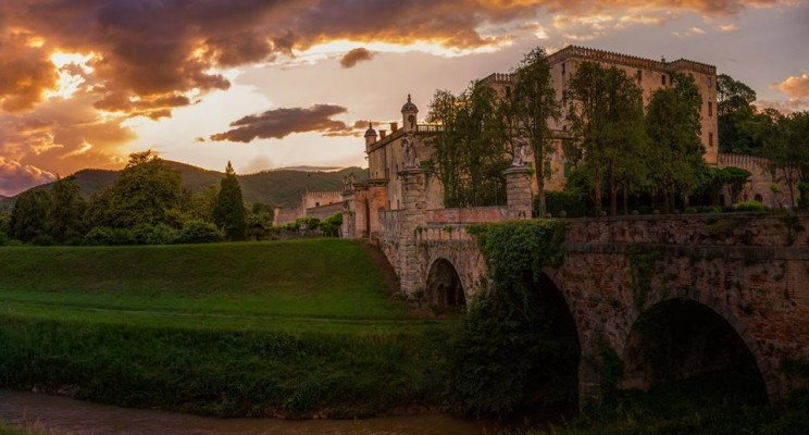 Castello Catajo Battaglia Terme