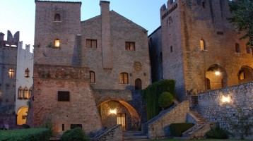 Cini Castle at Monselice