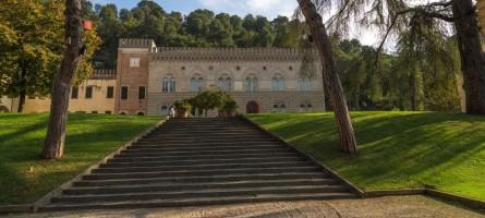 Lispida Castle Monticelli Monselice