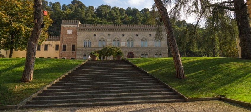 Castello Lispida Monticelli Monselice