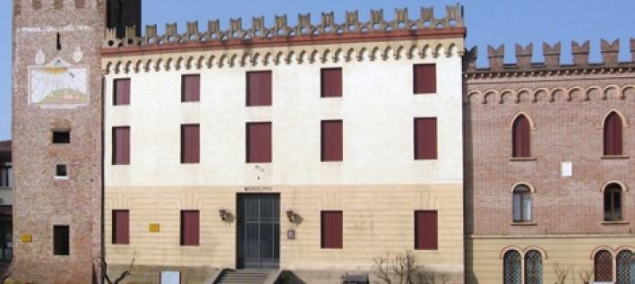 Tiso Castle at Camposampiero