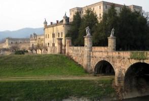 Catajo Castle at Battaglia Terme