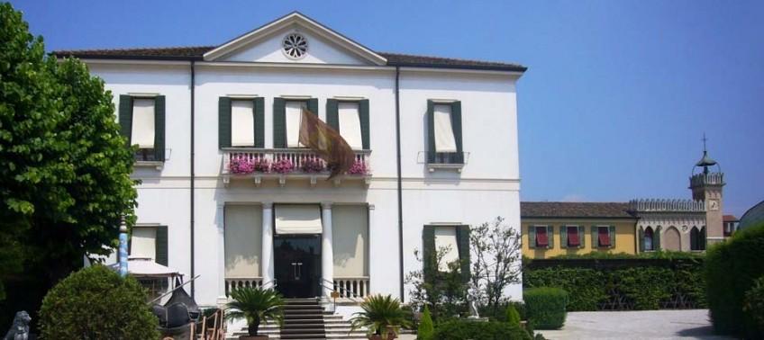 Palazzo Baretta a Legnaro