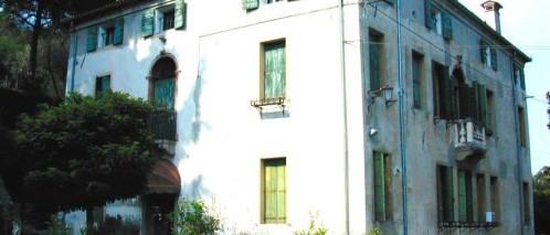Villa Benacchio Barbaro a Galzignano Terme