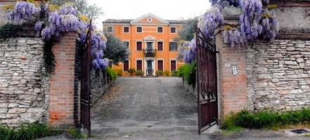 Villa Bignago ad Arquà Petrarca