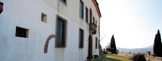 Villa Callegari ad Arquà Petrarca