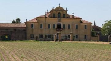 Villa Capodivacca Zaborra a Urbana