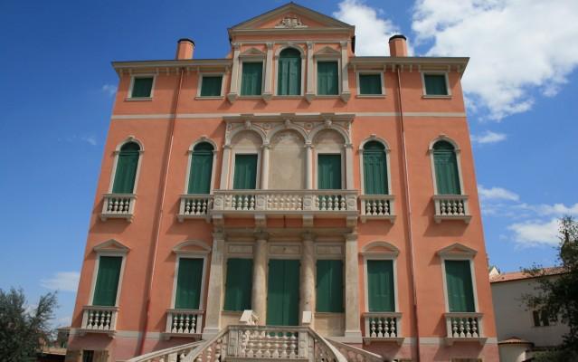 Villa Contarini Giovanelli Venier a Vo' Vecchio