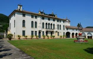 Villa Contarini Piva a Valnogaredo