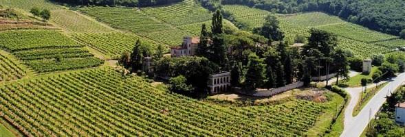 Villa Egizia a Battaglia Terme