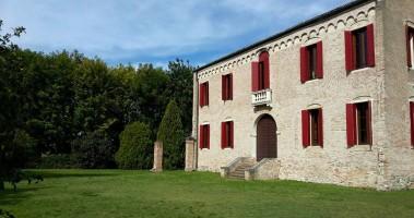 Villa Ferri at Casalserugo