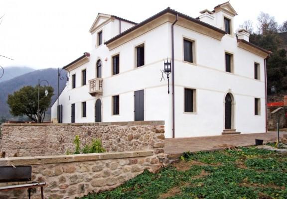 Villa Ferrian a Zovon di Vo'
