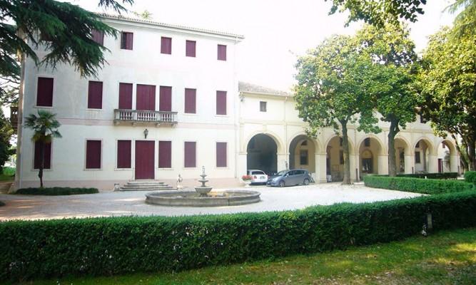 Villa Giustinian a Cittadella