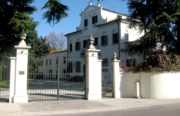Villa Gussoni Candian a Noventa Padovana