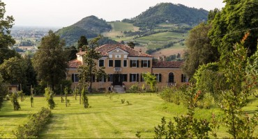 Villa Gussoni Verson at Torreglia