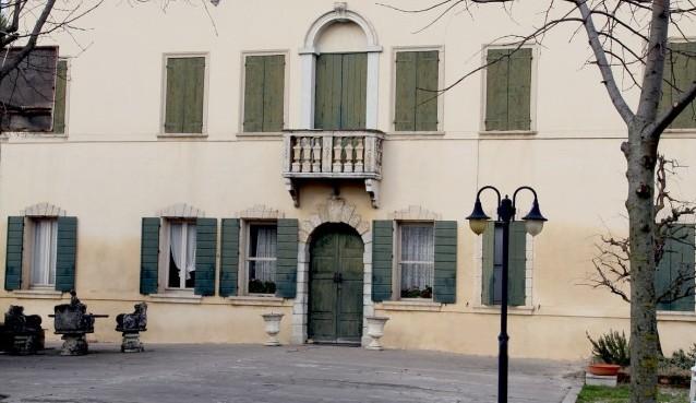 Villa Marcello Renier Lupato a Urbana