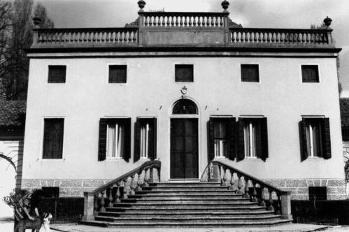 Villa Morosini Antonibon a Noventa Padovana