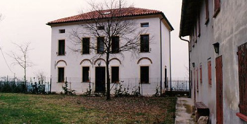 Villa Papafava Casiraghi a Rovolon