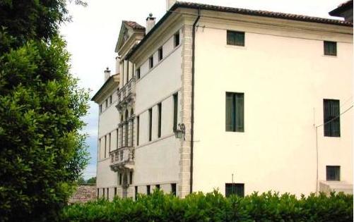 Villa Priuli Fogazzaro Maruffa a Lovolo