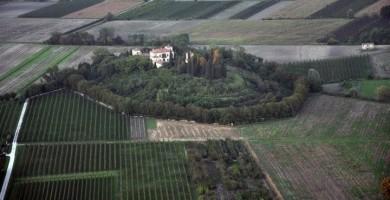 Villa Renier Foscolo Monticelli Monselice