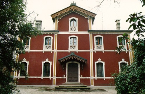 Villa Selvatico Treves at Abano Terme
