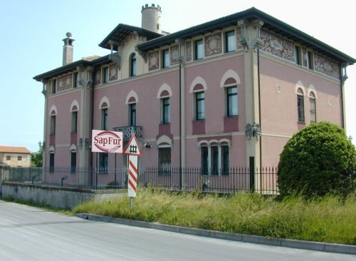 Villa Sette ad Abano Terme