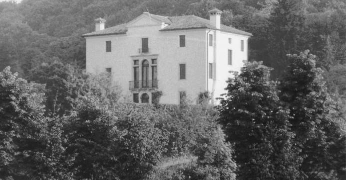Villa Venturini Ferri Salata a Torreglia
