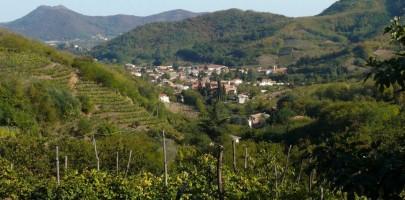 Archäologische Zone von Monte Orbieso von Galzignano Terme