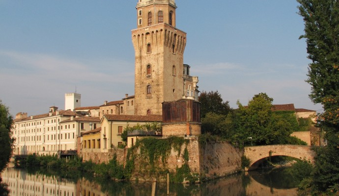 Castello Carrarese a Padova