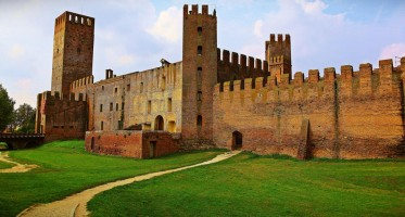 Saint Zeno Castle at Montagnana