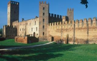 Saint Zeno Castle at Montagnana