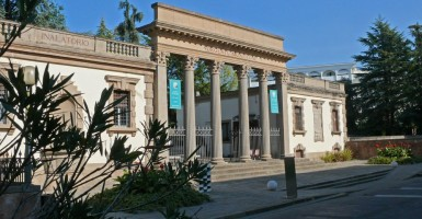 Montirone City Gallery at Abano Terme