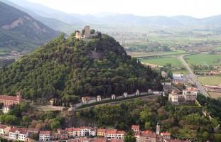 Rocca di Monselice a Monselice
