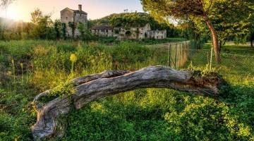 Turm See von Montegrotto Terme