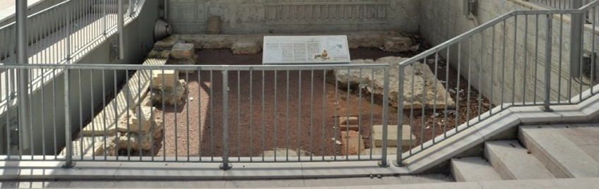 Area Archeologica del Palazzo Maldura a Padova